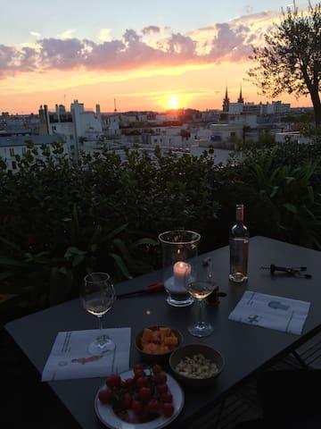 Guide de Philippe Rooftop Paris