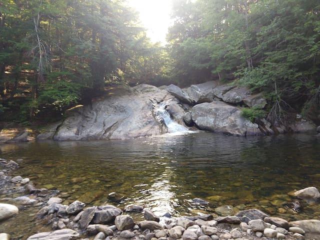 Pikes Falls Guidebook
