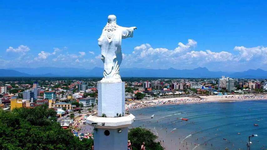 Praia de Guaratuba/PR/BR - O paraíso está aqui!