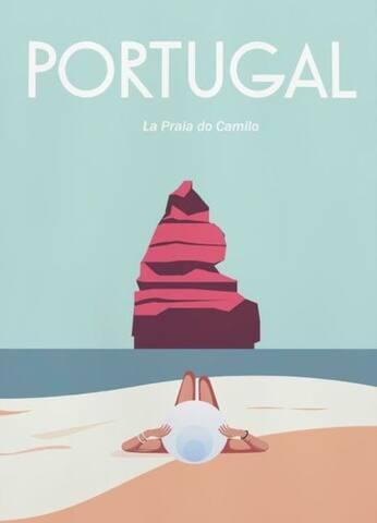 Lagos, petit Paradis du Algarve