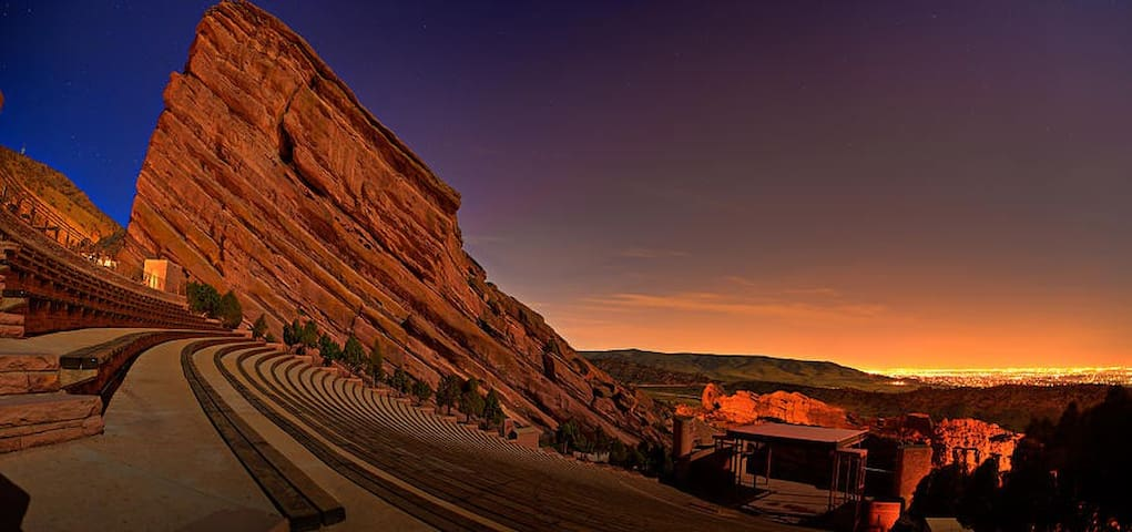 Guidebook for Golden, Colorado