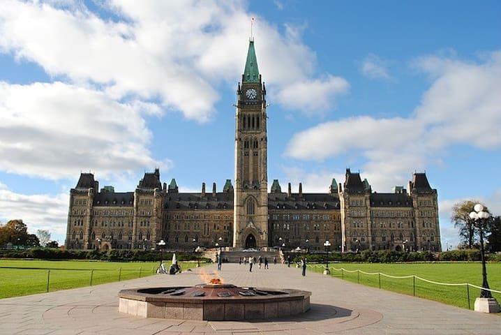 Ottawa Must visit list