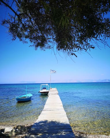 K jak Korfu