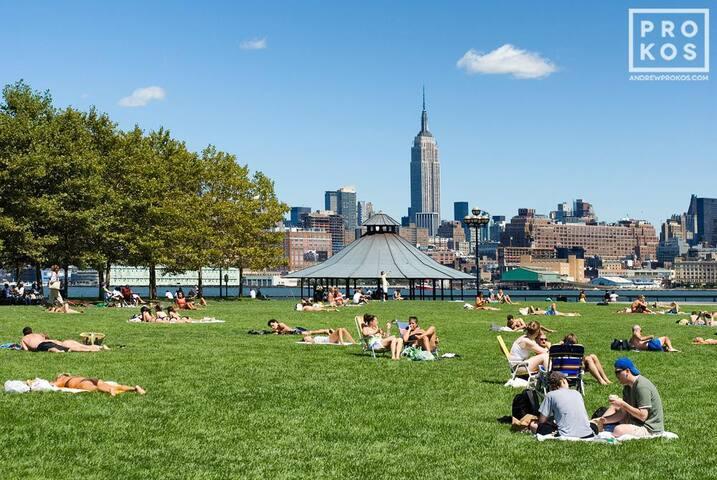 Guidebook for Hoboken