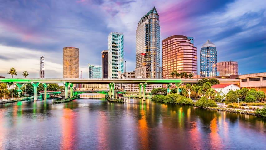 The Tampa Getaway Guidebook