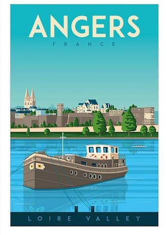 Angers - Guide de la ville