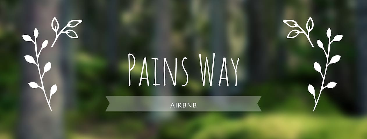 Pains Way - Guide Book