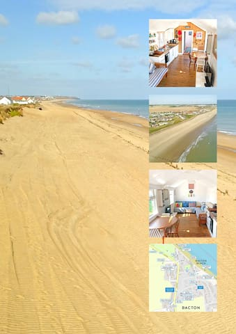 Local Discoveries & Exploring Norfolk from a Bacton Beach Chalet