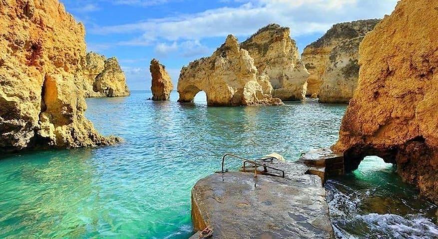 Beaches I love in the Algarve