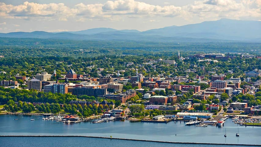 Burlington Vermont - Our favorites.