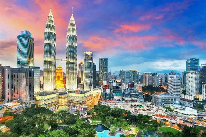 Top sights in Kuala Lumpur