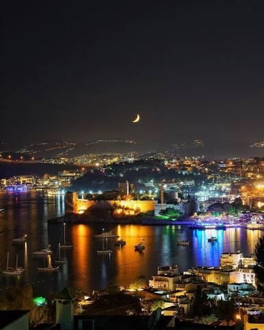 Nightlife in Bodrum
