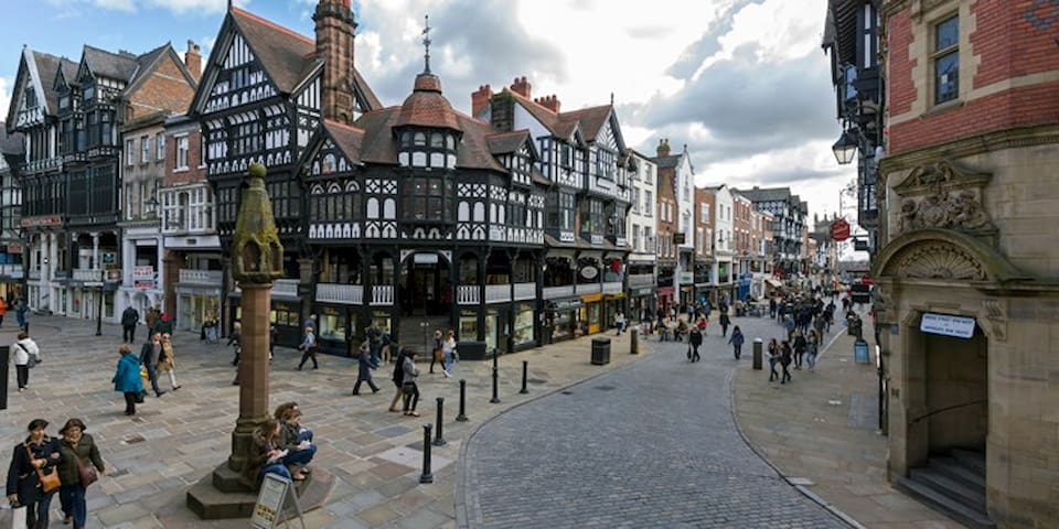 A guidebook to Chester