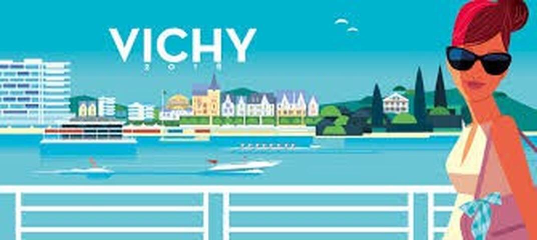Destination Vichy !