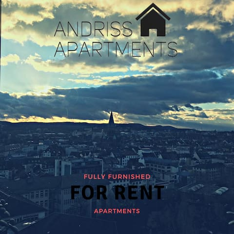 Reiseführer Andriss Apartments