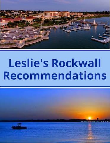 Guidebook for Rockwall