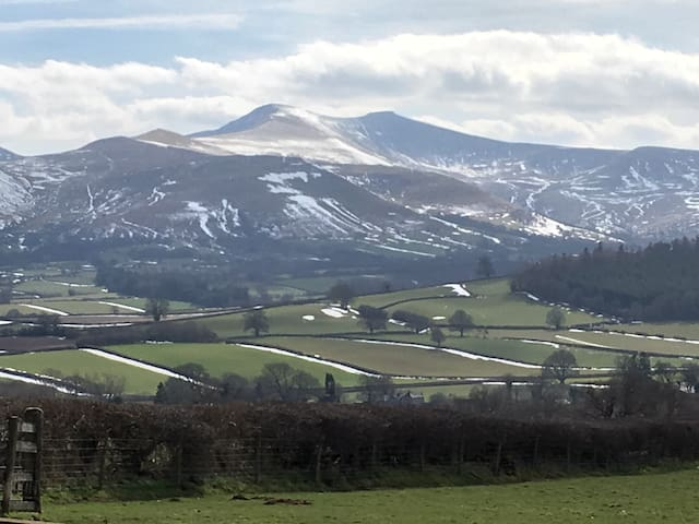 Here, There & Everywhere - In & Around Brecon