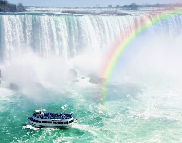 Guidebook for Niagara Falls
