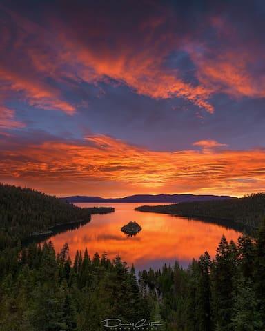 Guidebook for North Lake Tahoe