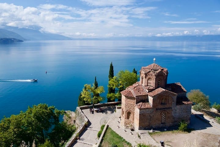 Guidebook for Ohrid