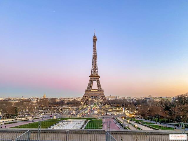 My best spots in Paris