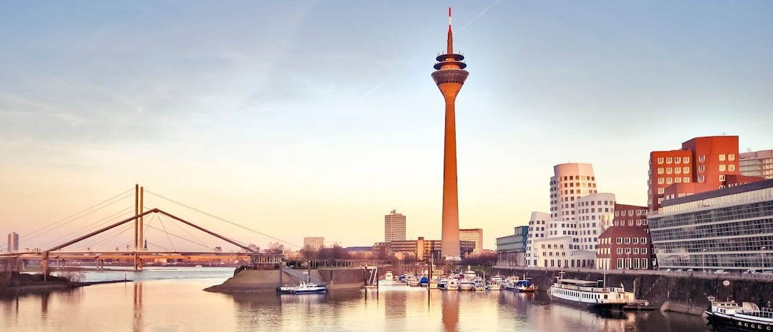 Dusseldorf travel guide!
