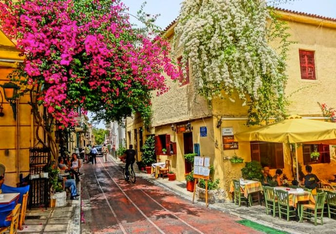 Athenian neighborhoods