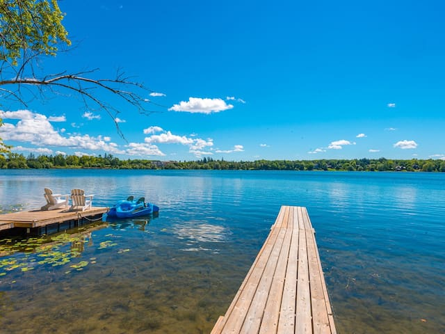 Lake Wilcox Guidebook