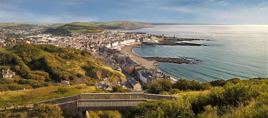 Things to do in and around Aberystwyth