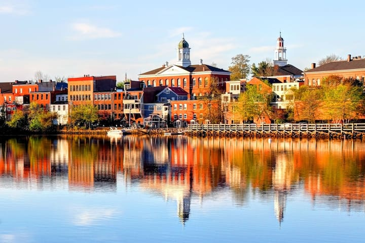 Historic Exeter, NH Guidebook