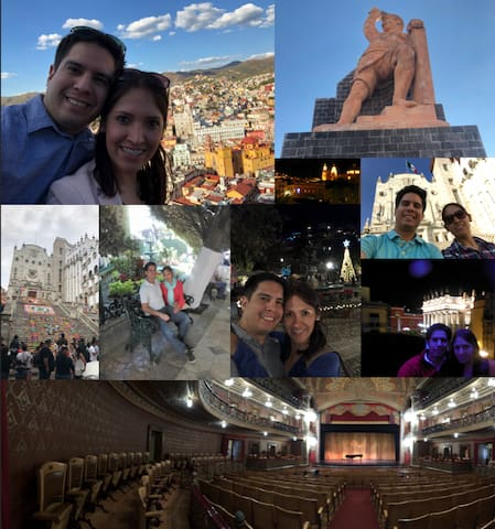 Quédate en Guanajuato