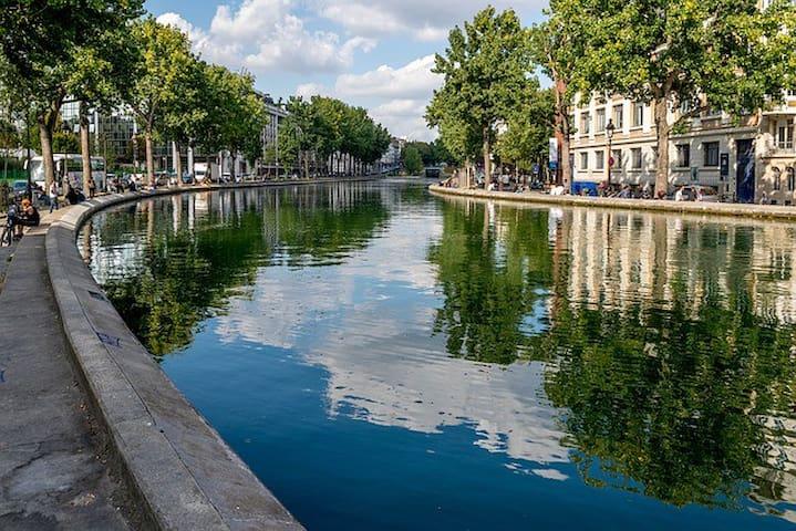 Les bonnes adresses du Canal Saint Martin