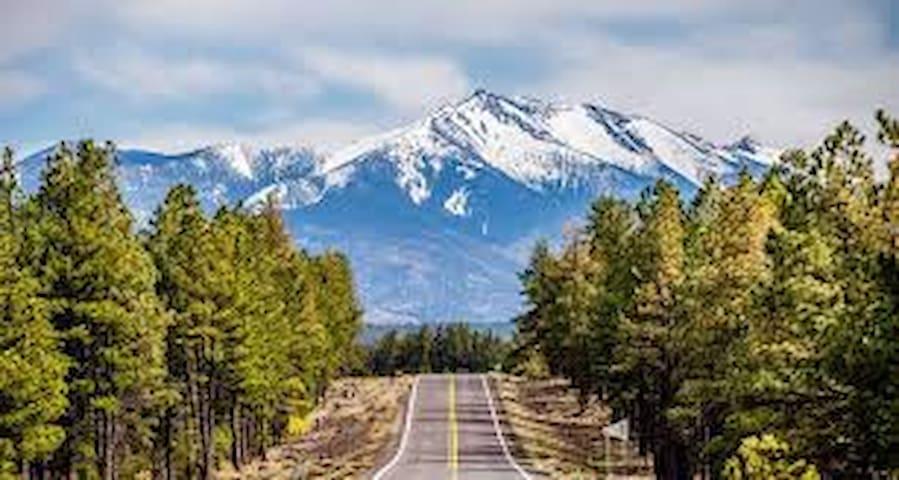 Guidebook for Flagstaff, AZ