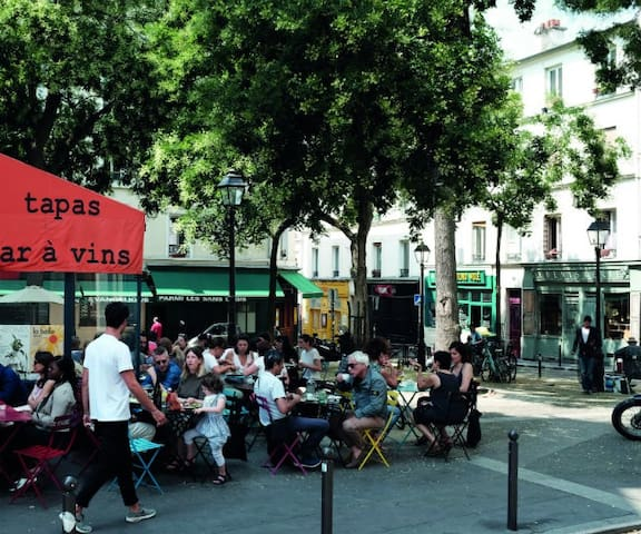 Nastia's Paris