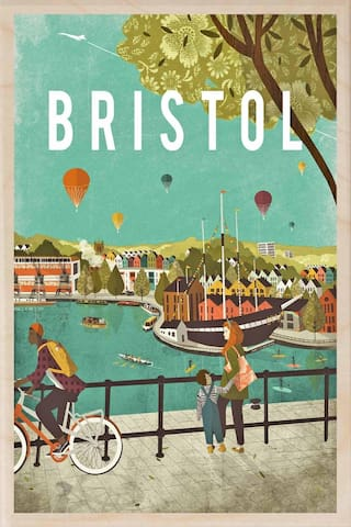 Kate's Bristol Guidebook