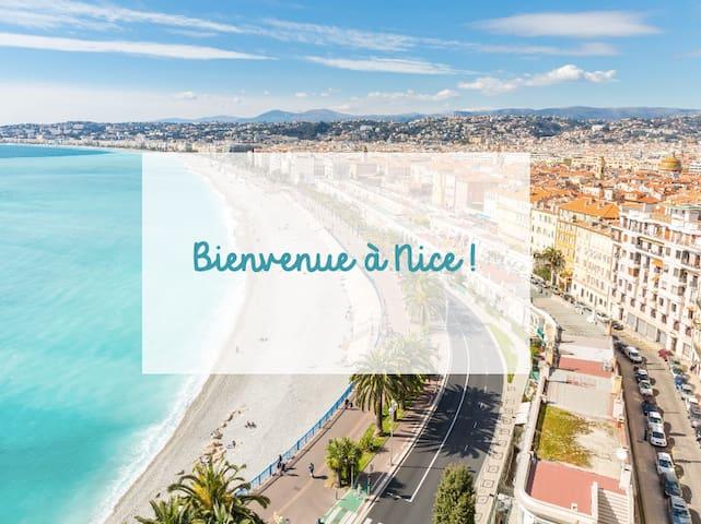 Welcome to Nice !