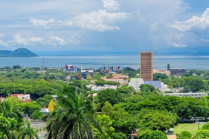 Managua y aventuras cercanas!
