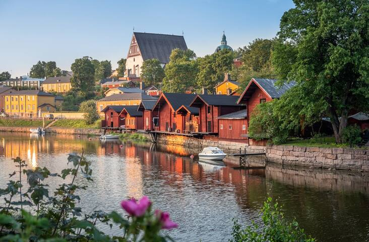 Guidebook for Porvoo