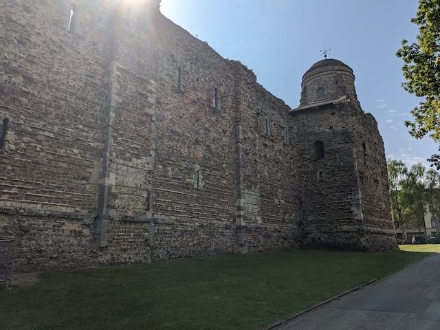 Justine's Guide to Historic Colchester!