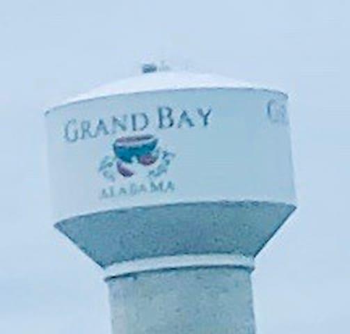 Guidebook for Grand Bay AL