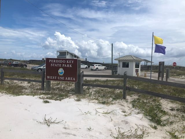 Perdido beach Pensacola