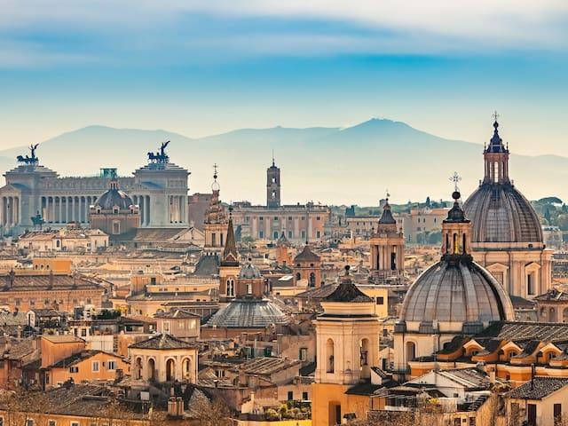 Federico's Easy Rome
