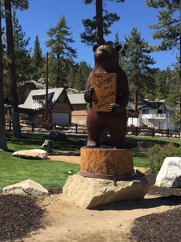 Guidebook for Big Bear, CA