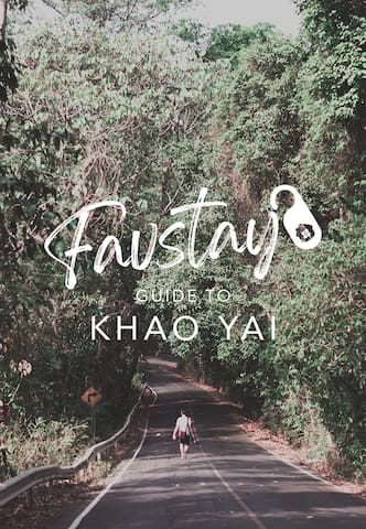 Favstay's Guide to Khao Yai
