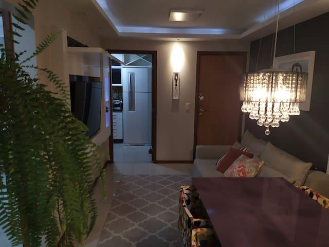 Guia do apartamento de Mônica