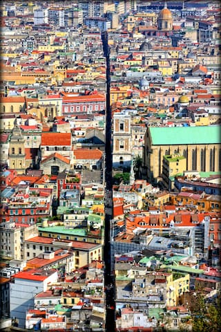 Guidebook for Napoli