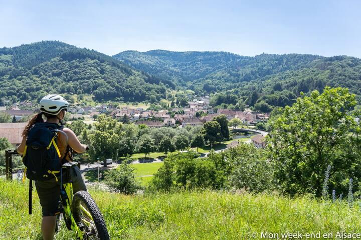 Guide Vallée de la Thur - Alsace - Vosges