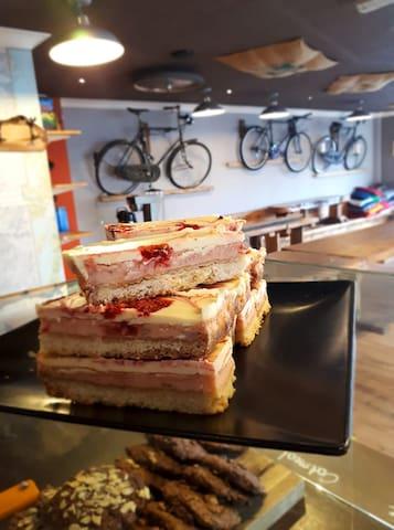 Local food scene