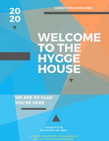 The Hygge House Guidebook