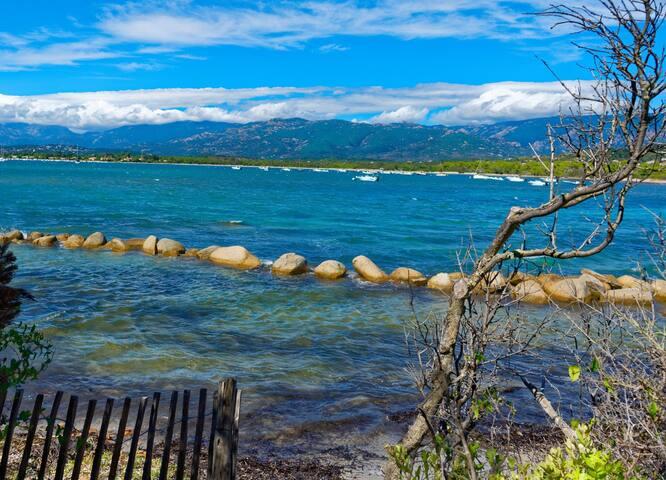 SAN CIPRIANU et ses environs